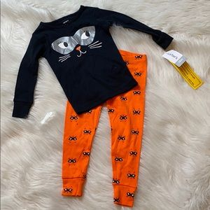 18 month Halloween Pajamas